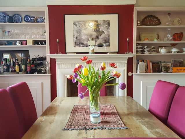 Beautiful Cottage House in Leicester Central