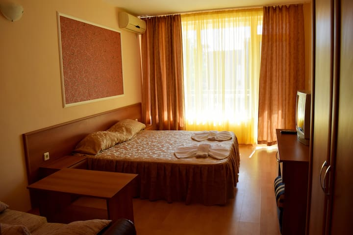 Room in the heart of Sunny Beach