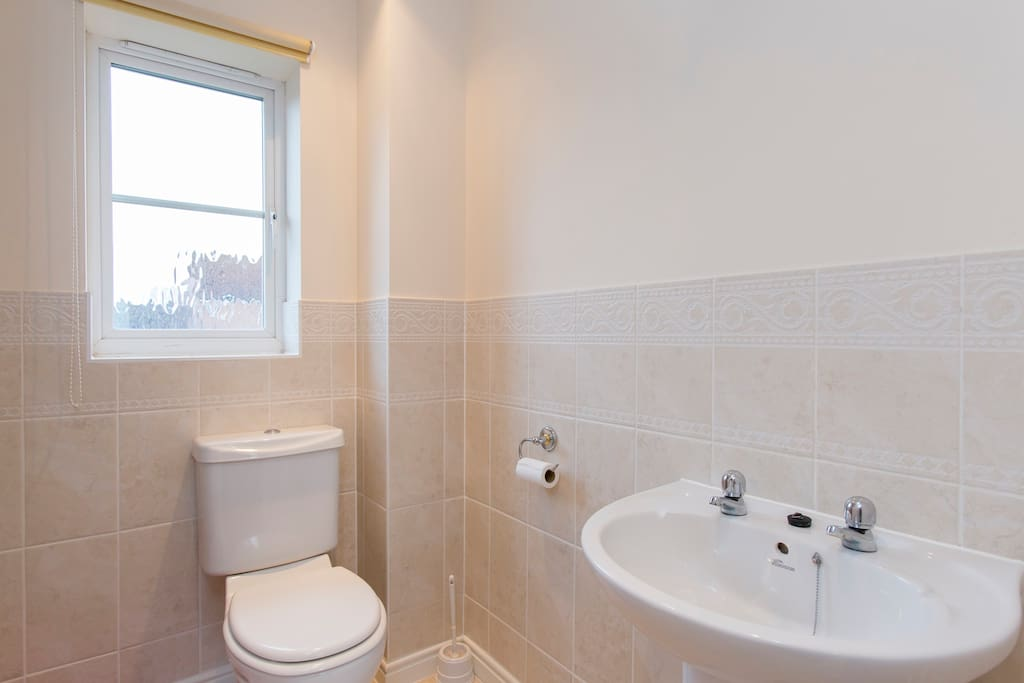 """""""Simple, clean, modern with a great shower (always important!)"""" - Geoff"""