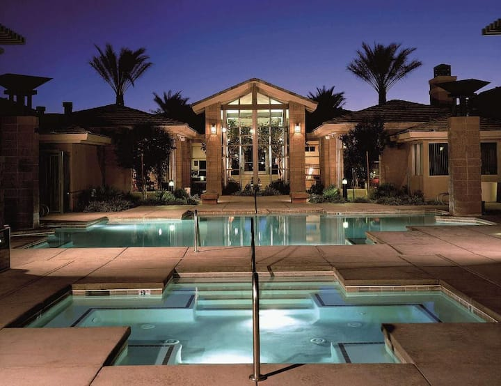 NYE in Vegas at South Summerlin