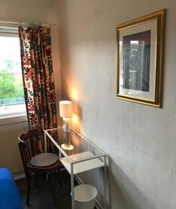 Cozy room at Etterstad.