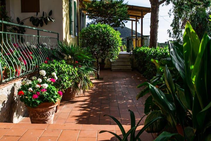 Il Timo spazioso e tranquillo - Patresi - Casa