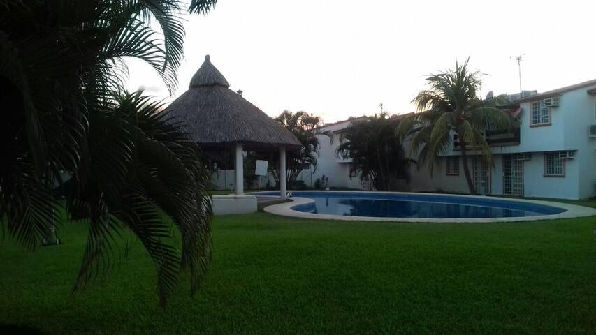Bonita casa en Acapulco para vacacionar - 阿卡普爾科 - 獨棟