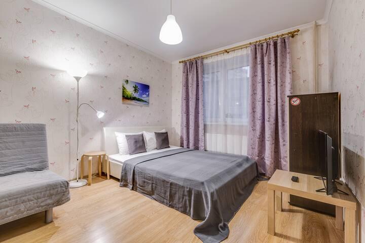Апартаменты на Фряновском Шоссе 64