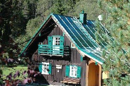 Jägerhütte Lungötz - Neubach - Hütte