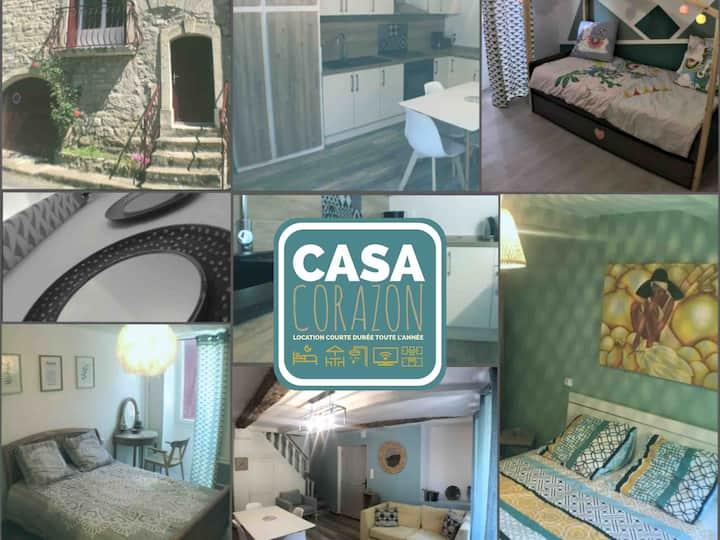 Bienvenue à la Casa Corazon ****