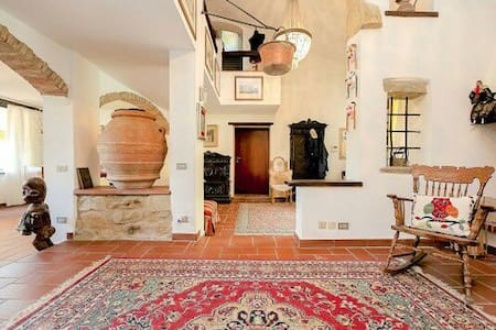 Villa Mery Lucca country house - Uzzano
