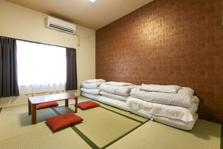 Summer SALE!5min to station! Ryokan for 3 ! IN-202