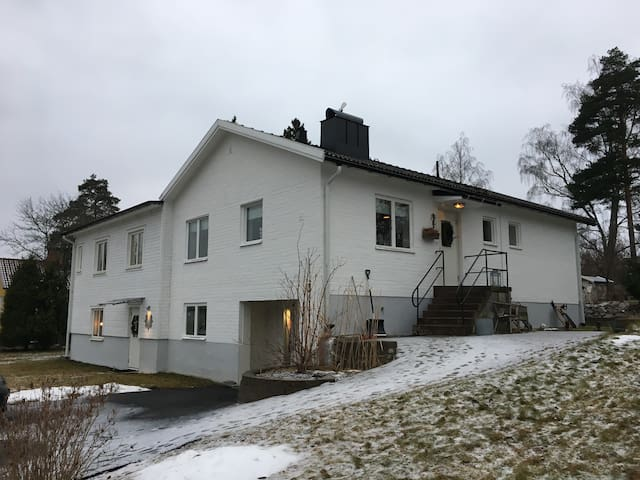 House with nice terrace in Sigtuna - Sigtuna - House