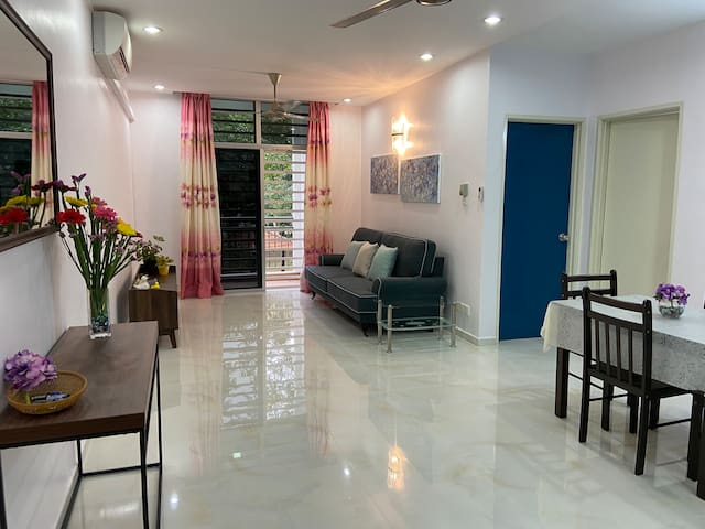 Cozy and Clean Tambun Ipoh Apt
