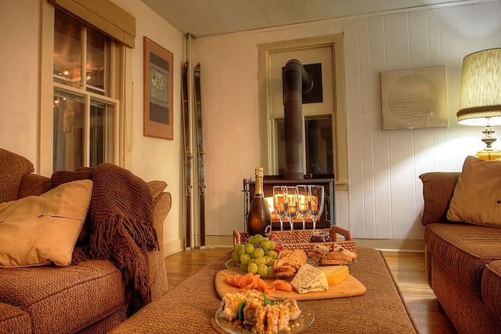 Farmhouse Ski Getaway 1.5/NYC-1/Philly late winter - Alburtis