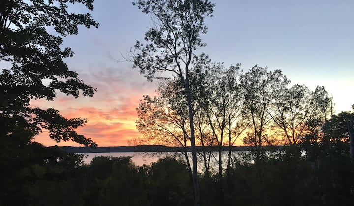 Torch Lake Views for the Whole Family!
