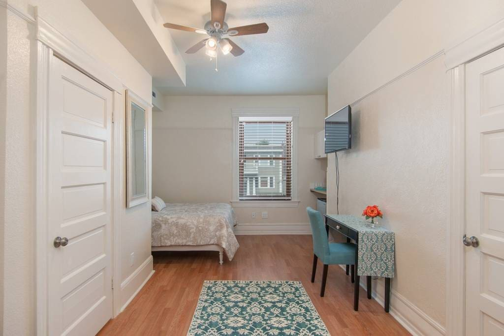Old world charm with modern conveniences