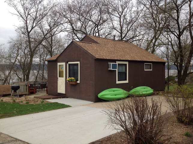 Northshore Cottage on Lake Onalaska - Onalaska - Cabana