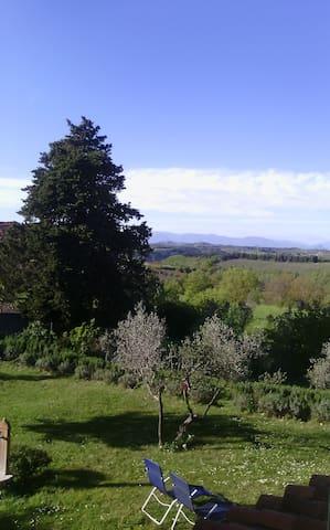 Casa Vacanze nel Chianti Fiorentino - Montelupo Fiorentino - Casa