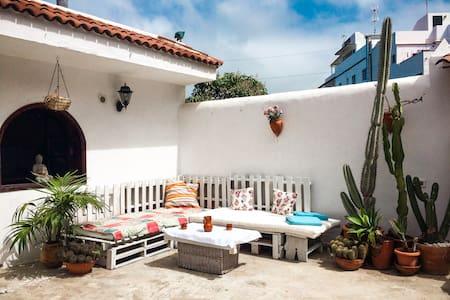 Casa Antonia Guesthouse room 3 - Icod de los Vinos - 独立屋