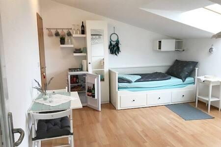 Modernes Appartement in Ruhelage mit Bergblick
