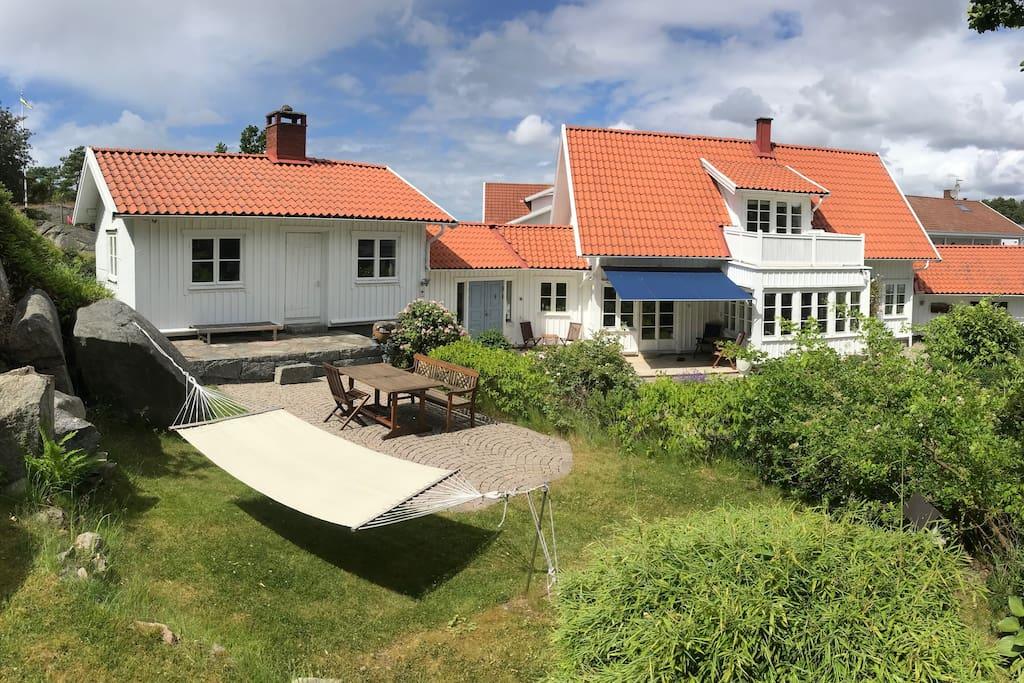Familjevnlig villa nra Stockholm (Liding) - Houses - Airbnb