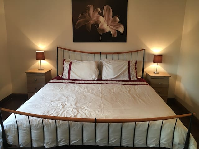 Cosy room in large spacious newly renovated house - Andover
