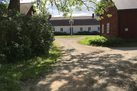 Sjötomt överstebostället Brevik, Eksjö