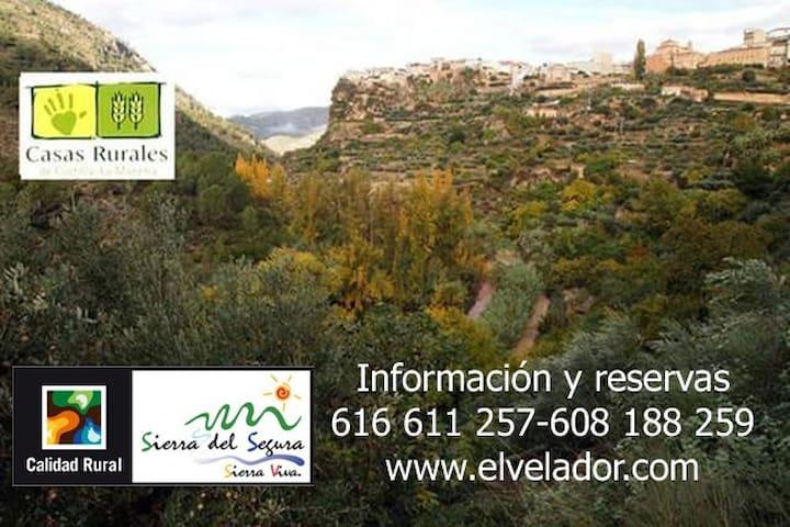 Casa rural con encanto, El Velador