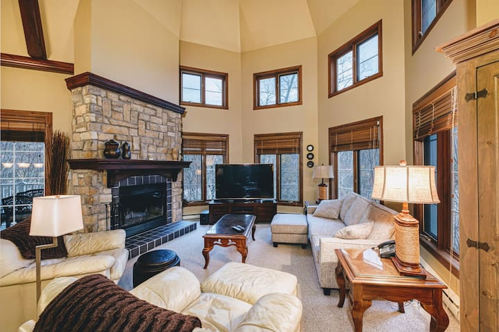 Country house Manoirs Mont Tremblant 3 BDR