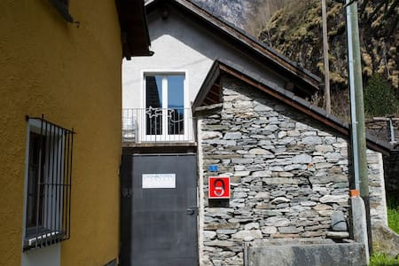 Casa al Forno - Bignasco - Cevio - 一軒家