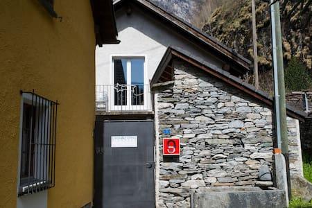 Casa al Forno - Bignasco - Cevio - Rumah