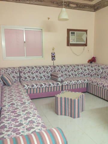Al Maha apartment in Riyadh - Riyadh - Departamento