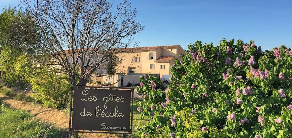 L'amandier, ferme en Provence - Moustiers-Sainte-Marie - Casa