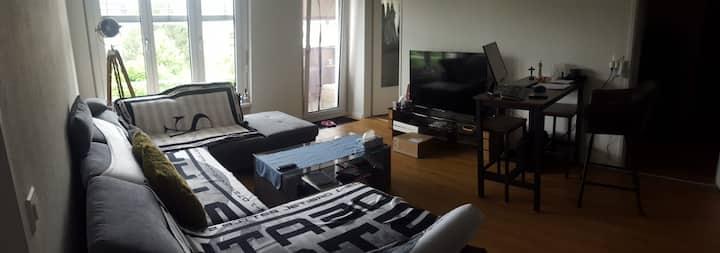 Komfortables Zimmer in nähe Luzern