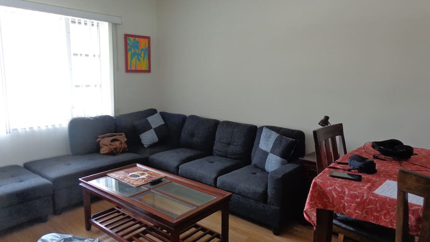 Entire apartament with pool