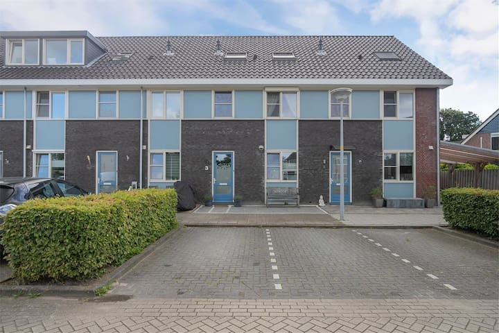 Spacious family house near Schiphol Airport