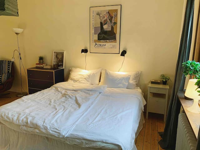Lovely one room apartment in Majorna