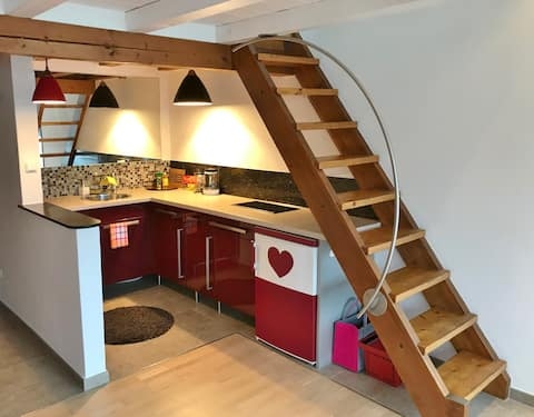 Lovely Suite  Romantic Loft in the Bavarian Alps