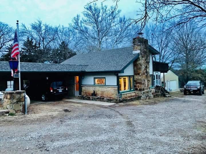 Fall River Lake House
