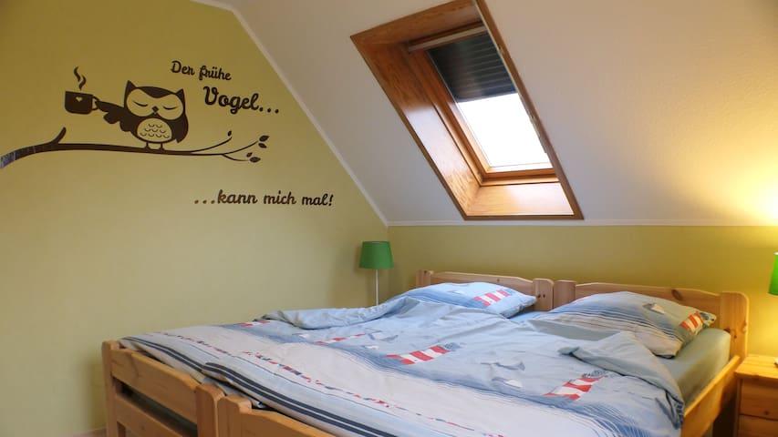 """""""Inselzimmer"""" ruhig und zentru (Hidden by Airbnb) ah"""