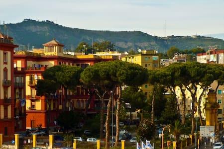 casa vacanze Sogni d'Oltremare, free parking - 那不勒斯(Napoli) - 公寓