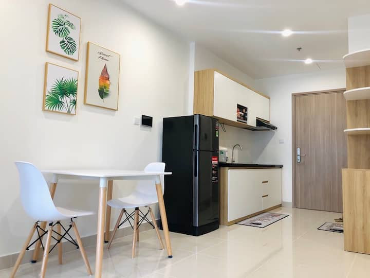 Vinhomes Grand Park studio full furnished