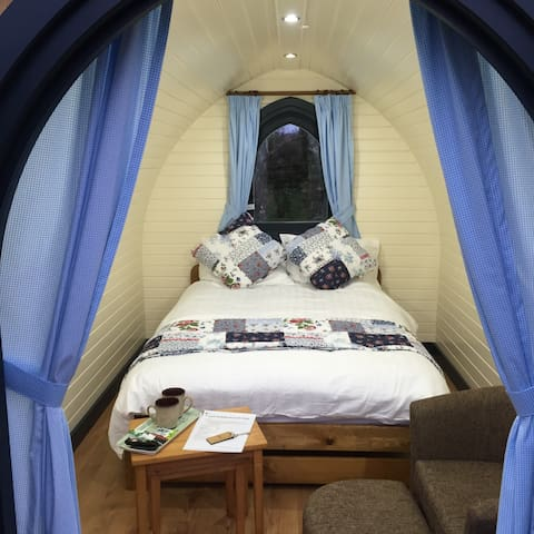 Eco-Pod Plus, York Holiday & Cycle - Holtby - Inny