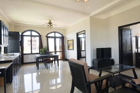 150m BEACH OCEANVIEW DELUXE APT FULL KITCHEN &MAID - Phước Mỹ - อพาร์ทเมนท์