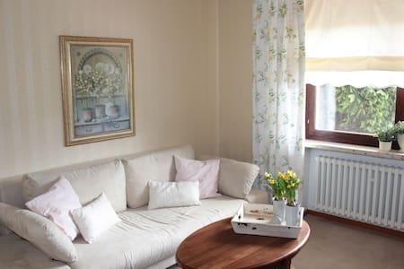 Gemütliche Familienwohnung zur ducumenta14 - Baunatal - 公寓