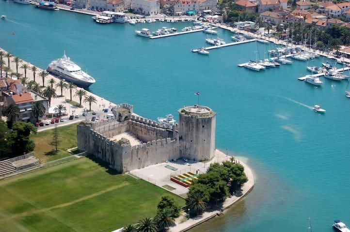 Old city of Trogir