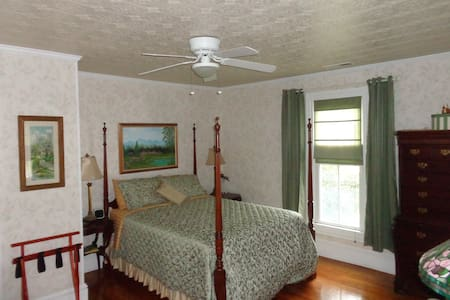 Estillville B&B - The Lucy Ann - Gate City