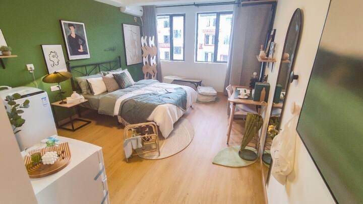 【拱墅区】精装公寓,家具家电齐全,直接拎包入住,最低一个月起租!!!