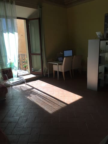 A beatiful room in the heart of Volterra - Volterra - Appartement