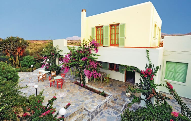 Holiday cottage with 4 bedrooms on 155m² in Kato Gouves Heraklio