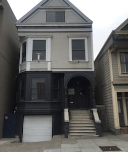 Beautiful Victorian in Noe Valley - San Francisco - Townhouse
