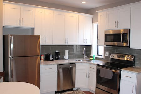 1BR Apt w parking at Broad St near downtown/center - Philadelphie - Appartement