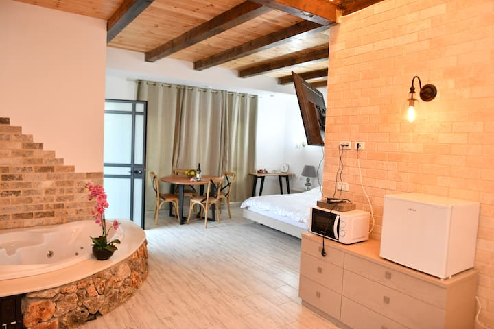 Shlomo Cabins Boutique - Hazun suite